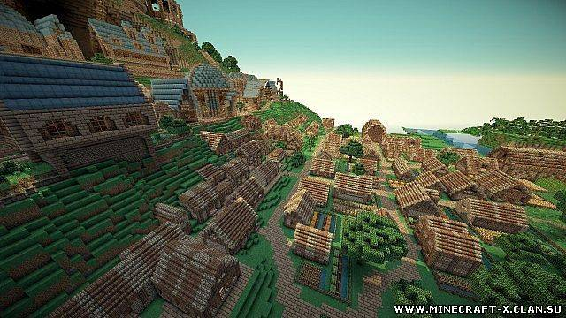 Скачать карты Methes Avonthes для minecraft 1.3.2 бесплатно