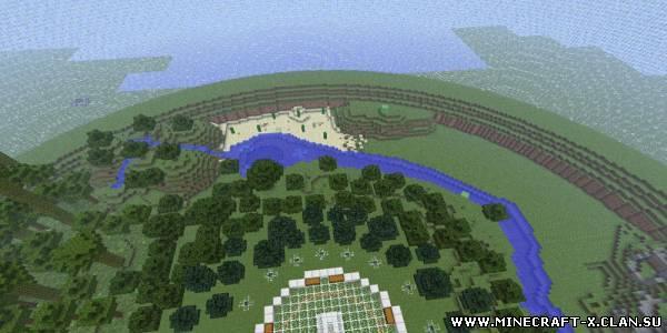 Карту the hunger games для minecraft 1 3 2 бесплатно